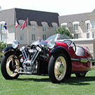 Classic Car Caravan and Showcase at the High on May 8