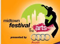 Midtown Festival of the Arts: September 25 & 26