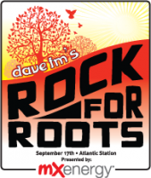 Rock for Roots Fest = Free Concerts at Atlantic Station on Friday, September 17
