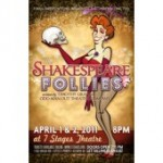 50% off Tickets to Shakespeare Follies at 7 Stages Theatre