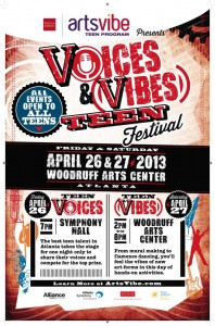 voices and vibes 2013