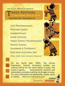 TAFEX 2014
