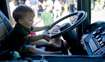 Touch a Truck Alpharetta