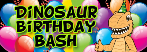 fernbank dinosaur birthday bash