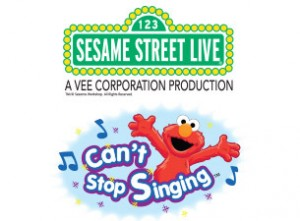 sesame st cant stop singing atl
