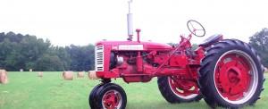 minter's farm tractor