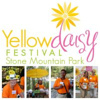 Yellow Daisy Festival at Stone Mountain Park from September 6-9, 2018