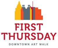 First Thursdays ArtsWalk Downtown Atlanta