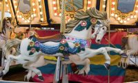 Discounts: Ice Skating, Carriage Rides, & Carousel Rides in Piedmont Park in Atlanta