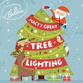 macys tree lighting 2014