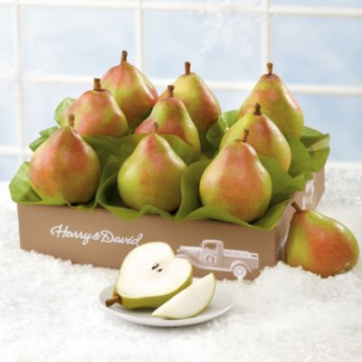 ALERT! It's the sale you have been waiting for. This shopping deal on organic bosc pears by harry & david for $