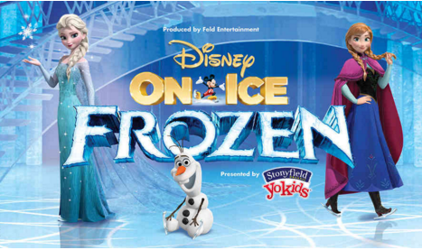 disney on ice frozen atl