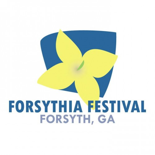 forsythia festival 2015