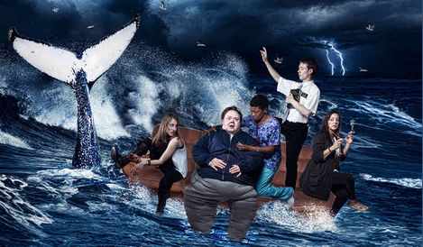 actors express whale