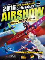 Good Neighbor Day Air Show at DeKalb-Peachtree Airport on May 19, 2018