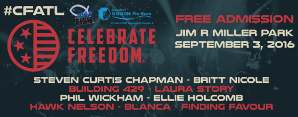 celebrate freedom atl 2016