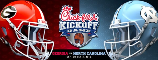 chick fil a kickoff game 2016