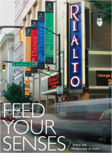 feed your senses rialto