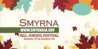 Free Fall Jonquil Festival in Smyrna on October 27 & 28, 2018