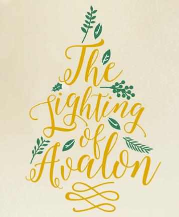 avalon tree lighting 2015