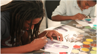 Free Crafternoon Teen Events at the High Museum of Art in Atlanta