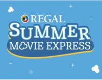 Regal Summer Movie Express in Atlanta = $1 Movies in Summer 2018