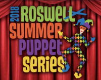 Cheap Puppet Shows: Roswell Summer Puppet Series