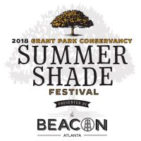 Grant Park Summer Shade Festival in Atlanta on August 25 & 26, 2018