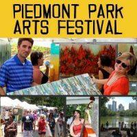 Piedmont Park Arts Festival: August 18 & 19, 2018