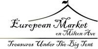 European Market on Milton Avenue in Alpharetta on September 15 & 16, 2018