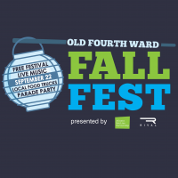 Old Fourth Ward Fall Fest in Atlanta on September 22, 2018