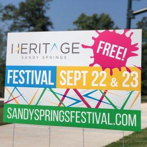 sandy springs festival 2018