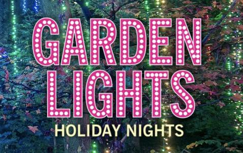 garden lights, holiday nights discounts