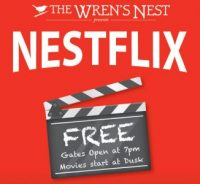 Free Movies During Nestflix at Wren's Nest in Atlanta