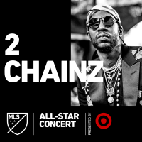 Free MLS All-Star Concert Featuring 2 Chainz at Historic Fourth Ward Park in Atlanta on July 29, 2018