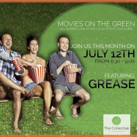 Free Movies on the Green at The Collective at Concourse in Atlanta