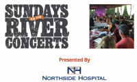 Sundays on the River Concerts at Chattahoochee Nature Center