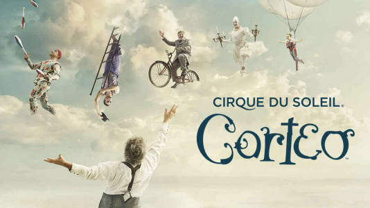 discounts cirque du soleil 39 s corteo at infinite energy arena in duluth atlanta on the cheap. Black Bedroom Furniture Sets. Home Design Ideas