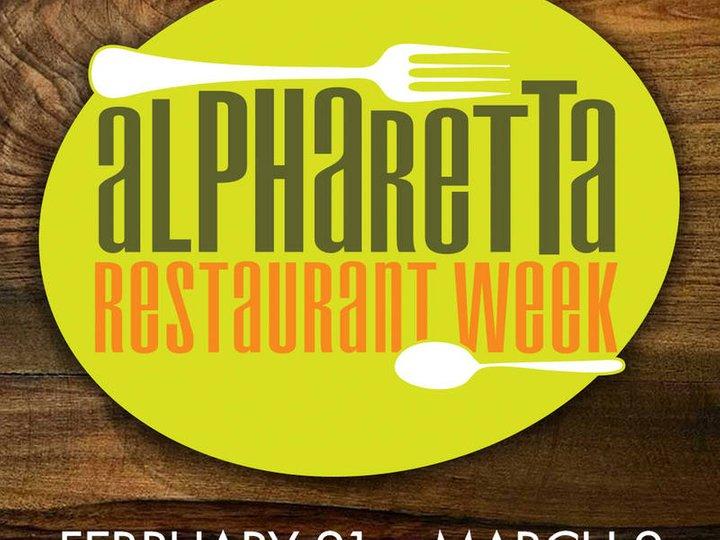 alpharetta restaurant week