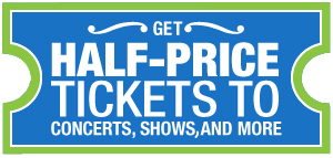 Theatre and Concert Ticket Deals from Goldstar
