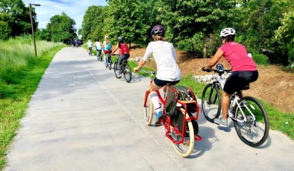Free Guided Bike Tours on the BeltLine