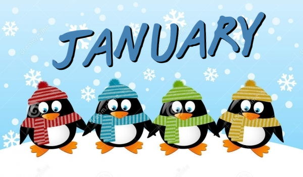 Best Events in January