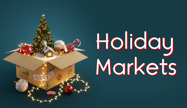 Holiday Markets & Pop-up Shops