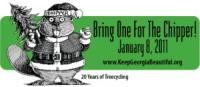 Bring One for The Chipper Christmas Tree Recycling Locations