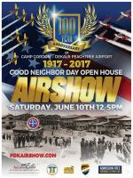 Good Neighbor Day Air Show at DeKalb-Peachtree Airport on June 10, 2017