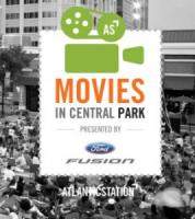 Free Movies in Central Park in Atlantic Station