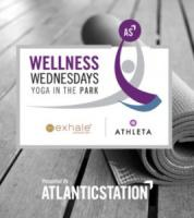 Free Wellness Wednesdays Events in Atlantic Station's Central Park through September 24, 2014