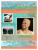 Discounts: West Atlanta Music Festival at the Mable House on August 30, 2014