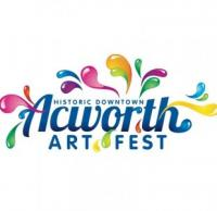 Acworth Art Fest: April 14 & 15, 2018