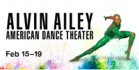 Discounts: Alvin Ailey American Dance Theater at The Fox from February 10-14, 2016